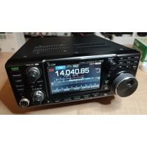 ICOM IC-7300  RTX HF/50MHz - PARI AL NUOVO - UNIPROPRIETARIO