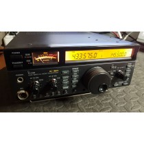 ICOM IC-821 - RTX VHF UHF ALL MODE BASE
