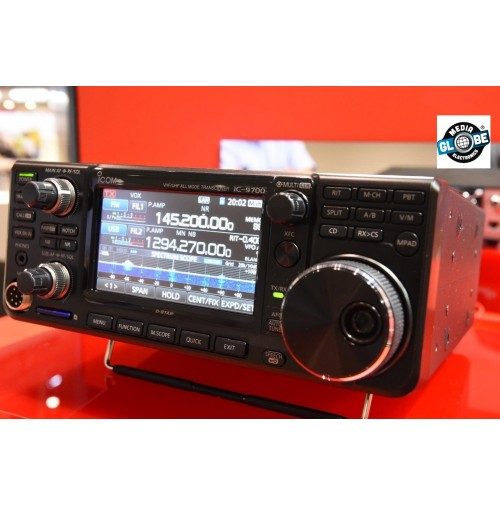 ICOM  IC-9700 -   RICETRASMETTITORE ALL MODE VHF UHF SHF