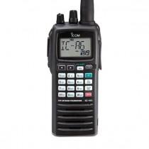 ICOM  IC-A6E Icom - Ricetrasmettitore VHF in banda aerea