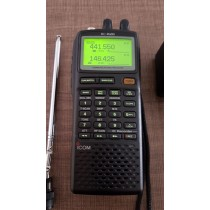 ICOM IC-R20 RICEVITORE/SCANNER PORTATILE 0.15 - 3304.999 MHz ALL MODE