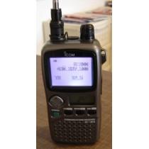 Icom IC-R3 RICEVITORE/SCANNER PORTATILE 0.5-2450 MHzPARI AL NUOVO