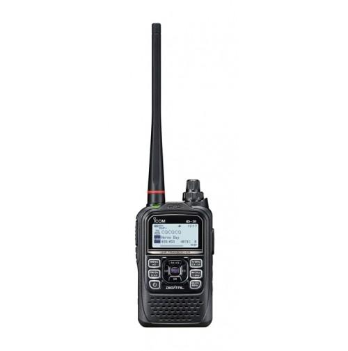 ICOM ID-31E PLUS #12 RICETRASMETTITORE UHF PORTATILE D-STAR