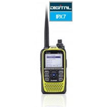 ICOM ID-51E YELLOW PLUS  RTX  DUAL BAND  D-STAR CON GPS - CUSTODIA OMAGGIO