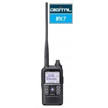 Icom  ID-51E  Plus #62 black Ricetrasmettitore bibanda VHF/UHF  D-Star con GPS