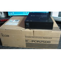 ICOM PCR-2500 RICEVITORE TIPO SDR 0.01-3.3 GHZ ALL MODE