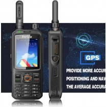 INRICO T298S - RICETRASMETTITORE 3G NETWORK & UHF 400-470 MHZ