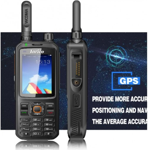 INRICO T320 - RICETRASMETTITORE 4G NETWORK ANDROID 7