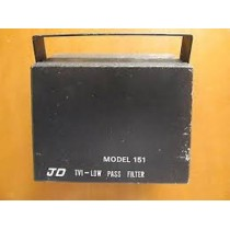 JD MODEL 151 30 mhz TVI LOW PASS FILTER