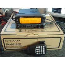 KENWOOD  TMD-710GE RTX VHF/UHF APRS FULL DUPLEX TRANSPONDER  - 1 ANNO DI VITA