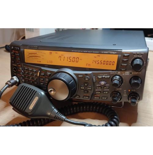 KENWOOD  TS-2000  RTX QUADRIBANDA - OTTIMO STATO