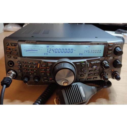KENWOOD TS-2000X RTX PENTABANDA HF/50mhz/VHF/UHF/1200