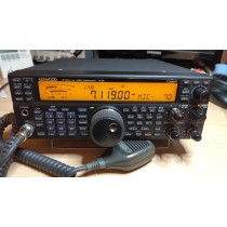 KENWOOD TS-590 RTX HF-50MHZ +AT BASE - PARI AL NUOVO