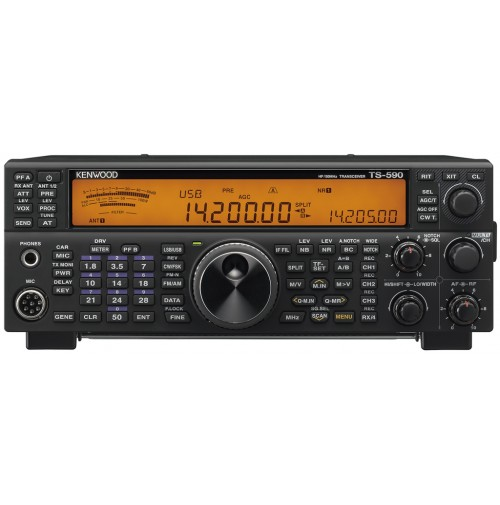 KENWOOD TS-590 SG - ricetrasmettitore HF/50MHz