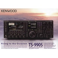 KENWOOD TS-990 RTX HF+50 HZ BASE 200W + SP990 + MC90