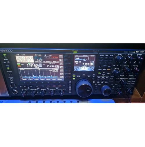 KENWOOD  TS-990 RTX HF+50MHZ BASE 200W + SP990