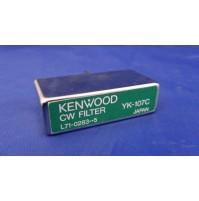 KENWOOD YK-107C FILTRO A CRISTALLO CW A 500 HZ