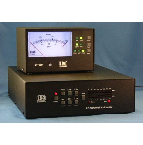 LDG AT1000 PRO2 - ACCORDATORE AUTOMATICO HF 50 MHZ 1 KW