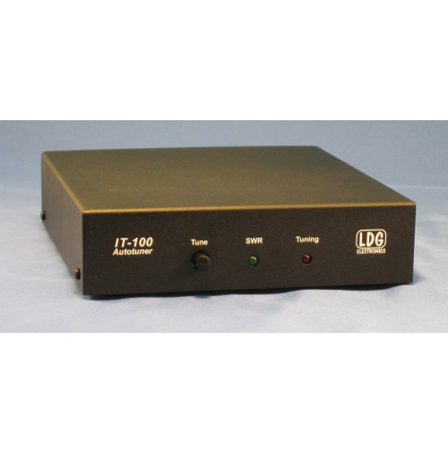 LDG IT100 ACCORDATORE AUTOMATICO DEDICATO PER ICOM COMPATIBILE AH-4/AH-3 100W