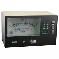 LDG M-600 STRUMENTO ESTERNO PER LDG AT-600PRO2 AMPIO STRUMENTO