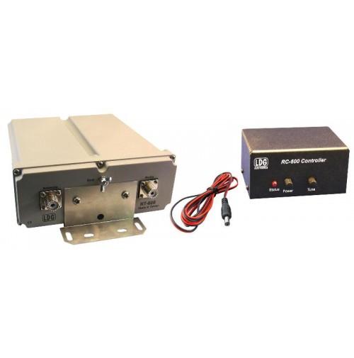 LDG-RT600 + RC-600 - ACCORDATORE AUTOMATICO ESTERNO DA PALO + CONTROLLER
