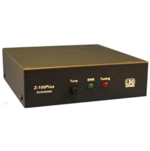 LDG Z100 PLUS ACCORDATORE AUTOMATICO HF+50 MHZ