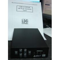LDG Z-11PROII ACCORDATORE AUTOMATICO 160 - 6 METRI 125 WATT + CAVI REMOTE
