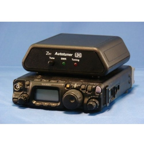LDG  Z-817  ACCORDATORE AUTOMATIC QRP (YAESU FT817 IC-705 )