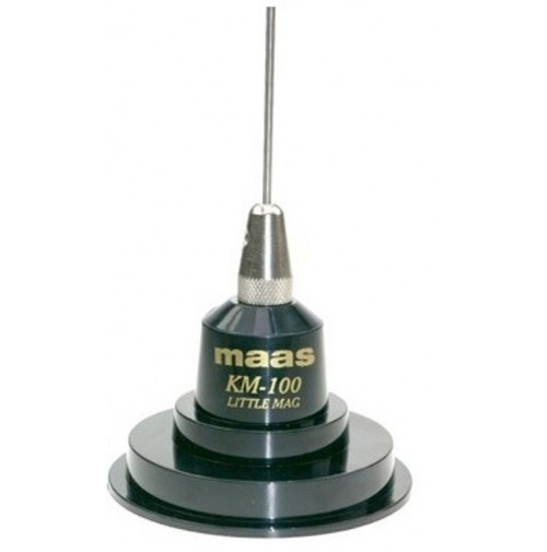 MAAS KM-100 Little Mag CB Antenna magnetica