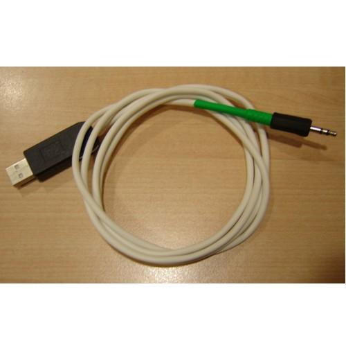 MGE  CATICOCIV - CAVO ICOM CI-V- GESTIONE TUTTI GLI ICOM DA PC - VERSIONE USB