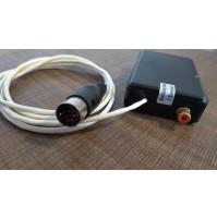 INTERFACCIA RADIO/AMPLIFICATORE CON RELE' PER ICOM IC7300/7100/7000/706