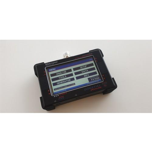 METROPWR FX700 Analizzatore d'antenna vettoriale 0.1-700 MHz