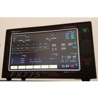 METROPWR  FX-775  POWER STATION  MONITOR 5 KW / METEO
