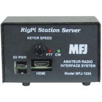 MFJ 1234 - RigPi STATION SERVER CONTROLLO STAZIONE RADIO