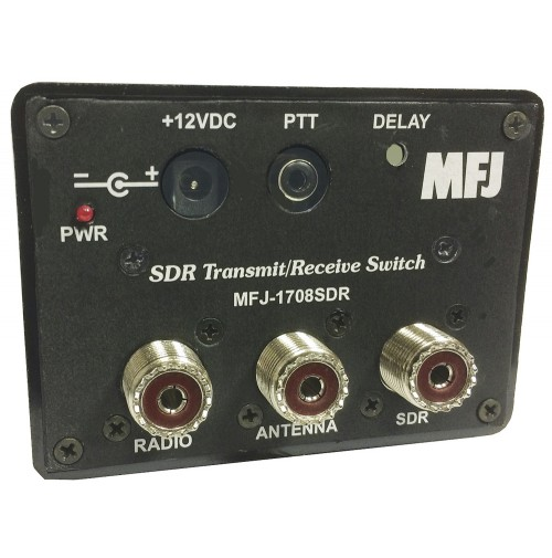 MFJ-1708 SDR TRASMIT/RECEIVE SWITCH