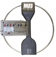 MFJ-1786X - SUPER HI-Q LOOP 10-30 MHZ - ANTENNA HF SUPERCOMPATTA