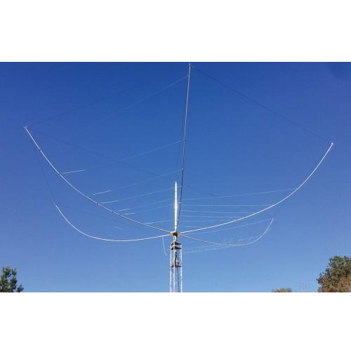 MFJ-1846 HEX BEAM ANTENNA HF 6/10/12/15/17/20M - 1,5 KW