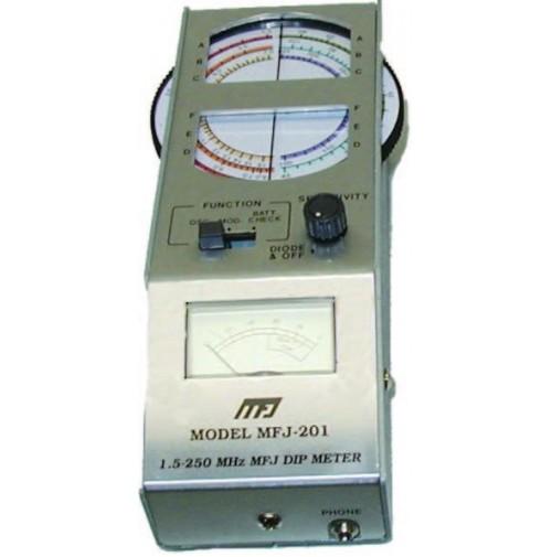 MFJ-201, DIP METER 1,5-250 MHz