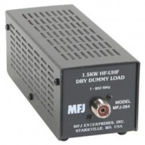 MFJ-264 CARICO FITTIZIO A SECCO 1.5 KW, 0-650 MHZ