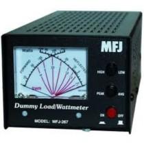 MFJ-267 CARICO FITTIZIO 1,5 KW + WATTMETRO 3 KW