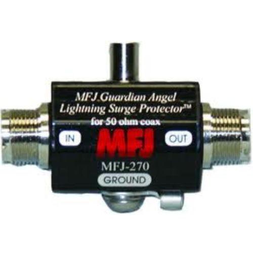 MFJ-270 SCARICATORE ATTACCO SO239 400W PEP