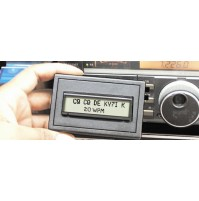 MFJ-461 MORSE CODE READER, POCKET SIZE