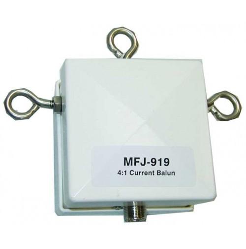 MFJ 919 -  CURRENT BALUN 4:1 - 10-160 METRI - 1500W