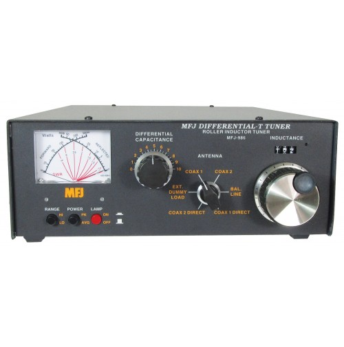 MFJ 986 ACCORDATORE DI ANTENNA 3KW HF