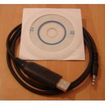 MGE CAVO PROGRAMMAZIONE USB PER RTX ALINCO DJ-500E & DX-SR9E