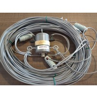 MGE DIPOLO FILARE 40/80 METRI 4 BRACCI 2,5MM FULL SIZE  2,5KW -OFFERTA BETA TESTER