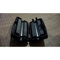 MGE FERRITE  CLIP  5MM PER CAVI TIPO RG58,H155,AIRCELL5 ETC