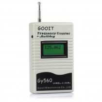 MGE hand-held GY560 mini frequency counter meter