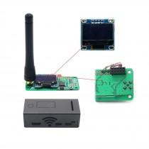 MGE  MMDVM KIT hotspot Support P25 DMR YSF for raspberry pi + OLED + Antenna Pi-star WI-FI
