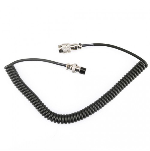 MGE 8 PIN EXTENSION MICROPHONE CABLE PER ICOM YAESU KENWOOD